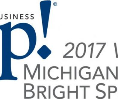 Bromberg is one of this year's winners of the Corp! Magazine Michigan's Economic Bright Spots Award.