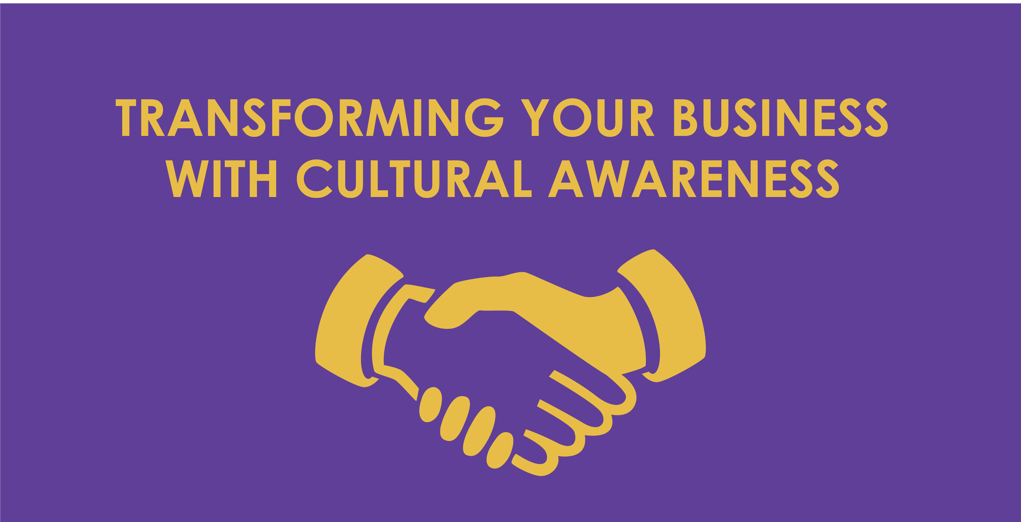 multicultural awareness Imparting cultural awareness is only half the battle, molinsky says the best training programs should also teach employees how to act in cultural situations that make them uncomfortable shrm article: global training sought for leaders of multicultural teams shrm toolkit.