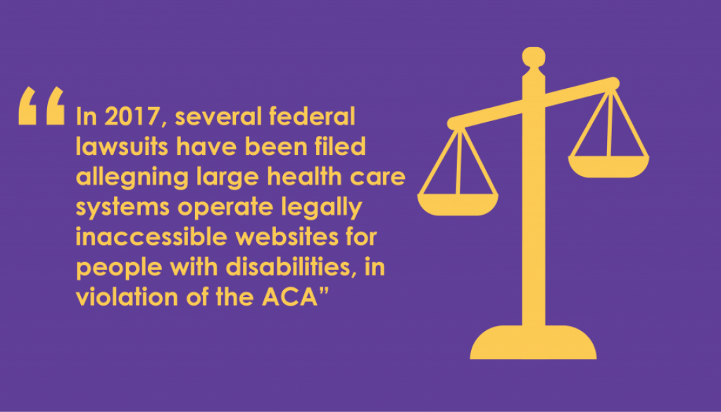 Discrimination lawsuits involving Section 1557 of the ACA are on the rise.