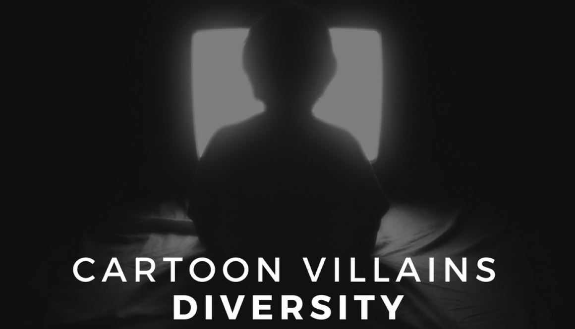 Cartoon Villains, Diversity, and Implicit Bias