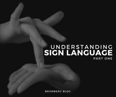 Understanding Sign Language: Part One