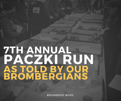7th Annual Paczki | Run As Told by our Brombergians